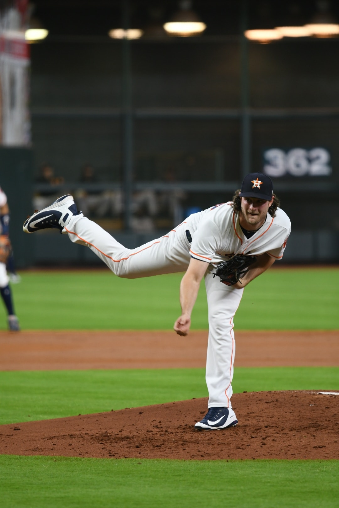 Gerrit Cole unleashes