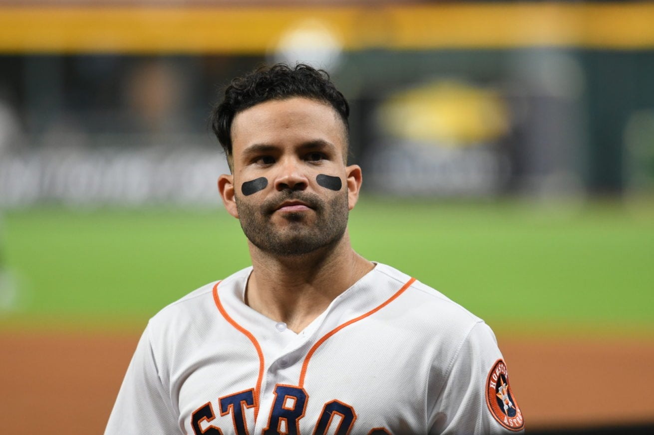 Jose Altuve - Hey girl