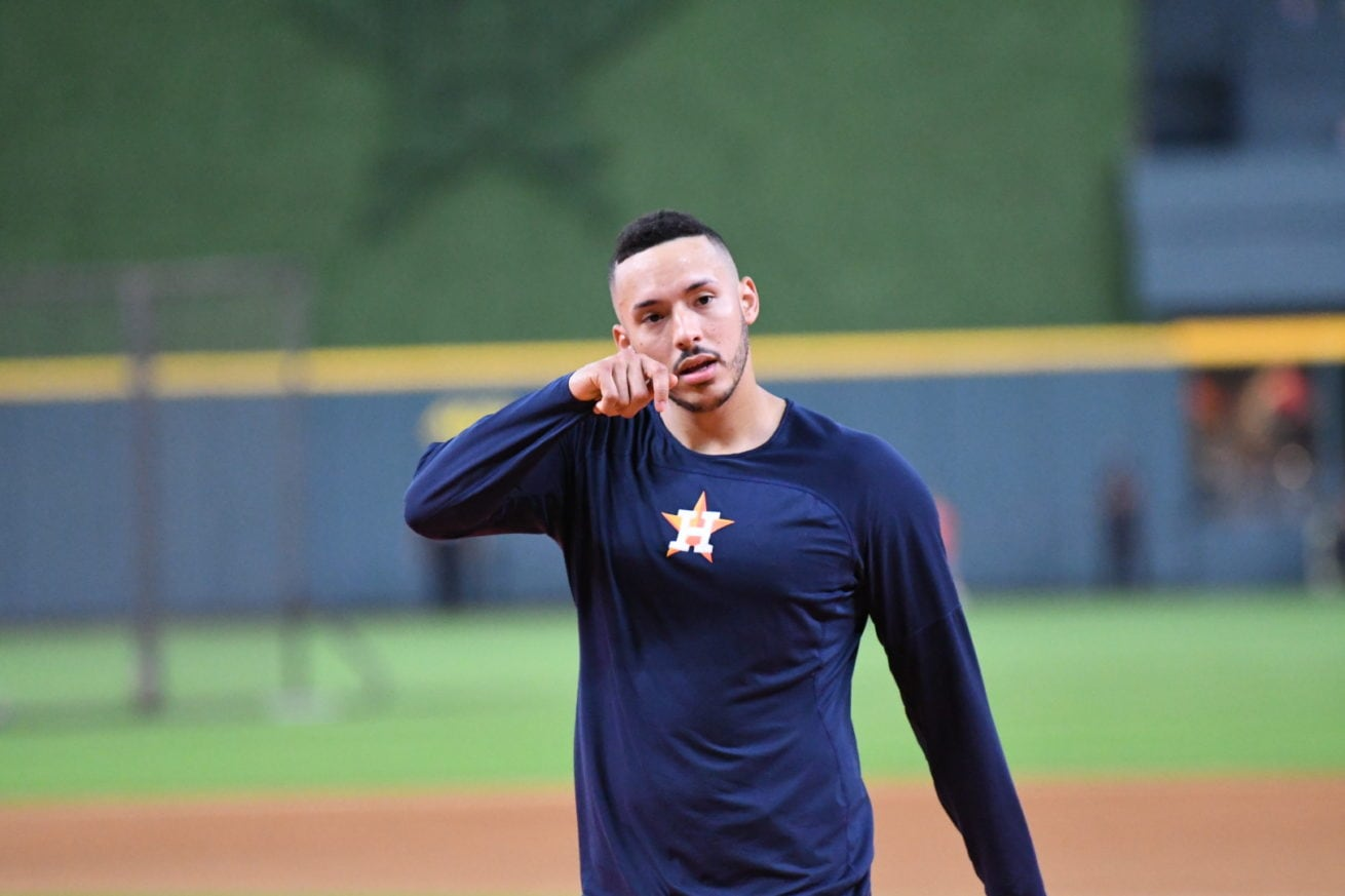 Carlos Correa - Hey you, yes you!